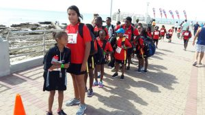SPUR IRONKIDS lining up for fun and games